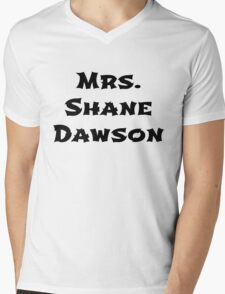 Mrs. Shane Dawson Mens V-Neck T-Shirt
