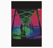 Trippy Pier by cutler17