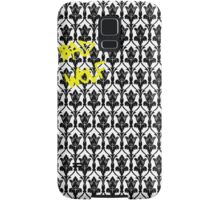 Scattered in Time and Space Samsung Galaxy Case/Skin