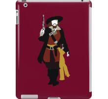 Captain Barbossa - Pirates of the Caribbean iPad Case/Skin