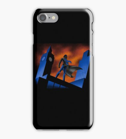 Sherlock Cartoon iPhone Case/Skin