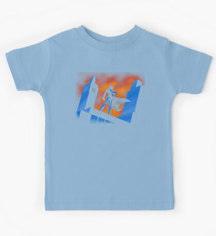 Sherlock Cartoon Kids Clothes