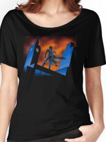 Sherlock Cartoon Women's Relaxed Fit T-Shirt
