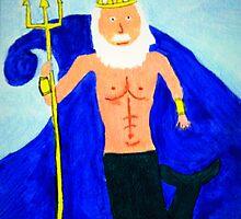 Poseidon by cutler17