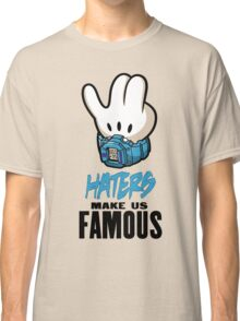 Mickey Hand Famous Classic T-Shirt