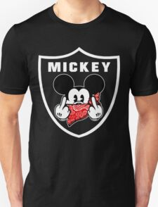 Mickey Raiders Fu T-Shirt