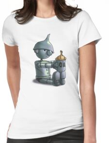 Baby Tinman Womens Fitted T-Shirt