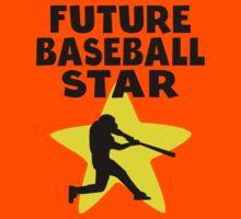 Future Baseball Star Kids Tee