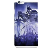 Wrath of the Lich King iPhone Case/Skin