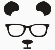 Panda Nerd by northsidelife