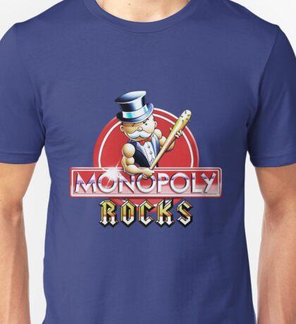Monopoly Rocks Unisex T-Shirt