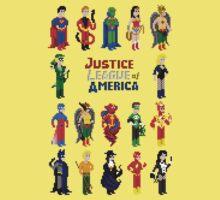 8 bit Justice Kids Clothes