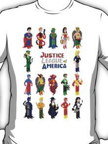 8 bit Justice T-Shirt