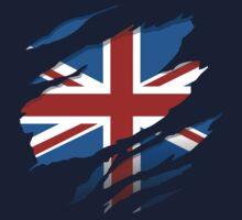 British Flag Pride by northsidelife