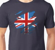 British Flag Pride Unisex T-Shirt