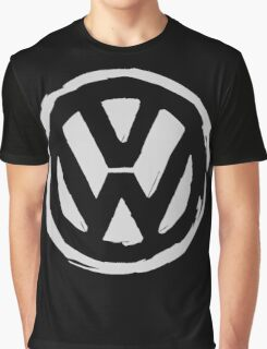 VW Grungy Graphic T-Shirt