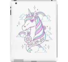 Dream on iPad Case/Skin
