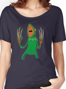 Kermit the Horror Frog Women's Relaxed Fit T-Shirt