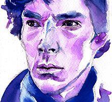 Sherlock - Blue by PashArts