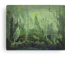 Underwater Seascape Canvas Print