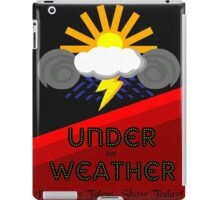 Under the Weather: Flyers iPad Case/Skin