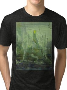Underwater Seascape Tri-blend T-Shirt