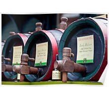 Apple Balsam Vinegar Poster