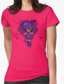 Chibi girl-Haunter Womens Fitted T-Shirt