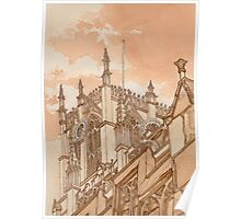Holy Trinity Church (In Tea and Coffee) Poster