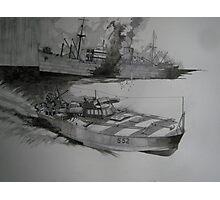 SS Wairangi Photographic Print