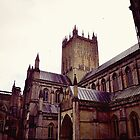 Wells Cathedral by SassySnark