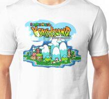 Yoshi's Island Title Screen Unisex T-Shirt