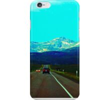 Road to the Mountains iPhone Case/Skin