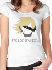 Raiden Rising Women's Fitted Scoop T-Shirt