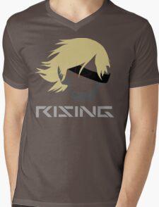 Raiden Rising Mens V-Neck T-Shirt