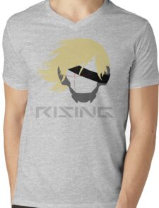 Raiden Rising Mens V-Neck T-Shirt