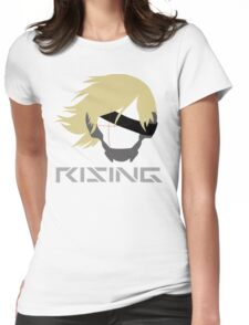 Raiden Rising Womens Fitted T-Shirt