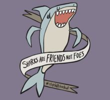 dear premier barnett: sharks are friends, not foes by kat sibly