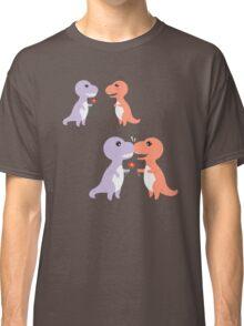 T-rex's Valentine Classic T-Shirt