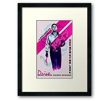 Drive Poster Framed Print