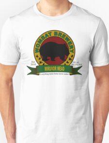 Wombat Brewery: Miruvor Mead Unisex T-Shirt