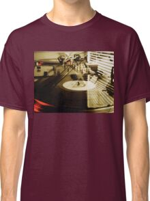 Turntables Classic T-Shirt
