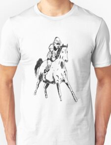 Scout Stormtroopers on a Horse T-Shirt