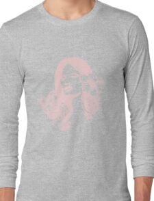 Aloha Pink Long Sleeve T-Shirt
