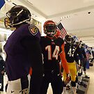 National Football League Uniforms, Super Bowl Week Celebration, Macys, New York City by lenspiro