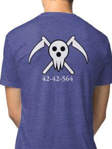 Soul Eater: DWMA Logo Tri-blend T-Shirt