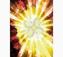 Cosmic Solar Flower Fern Flare 2 Unisex T-Shirt