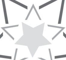 Exploding Star, Gradation Sticker