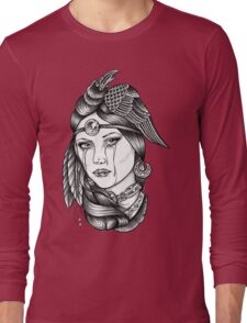 Native American Princess Long Sleeve T-Shirt