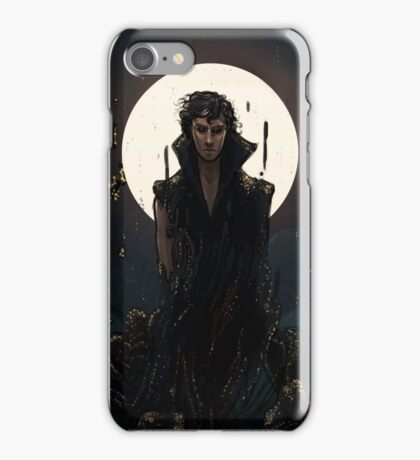 Sandmanlock (for galaxy s3) iPhone Case/Skin